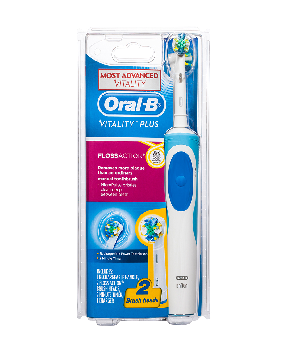 Oral-B Vitality Floss Action Rechargeable Power Toothbrush