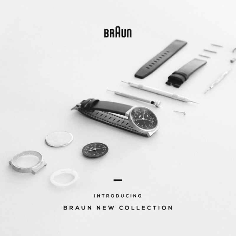 Braun Collection BW